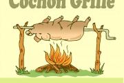 COCHON GRILLÉ A SAINT DONAN/QUINTIN